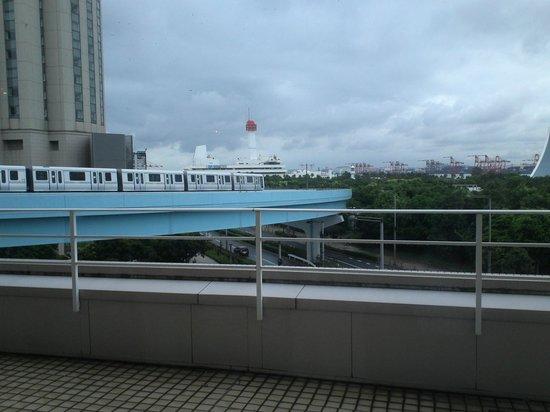 Hilton Tokyo Odaiba: 眺望