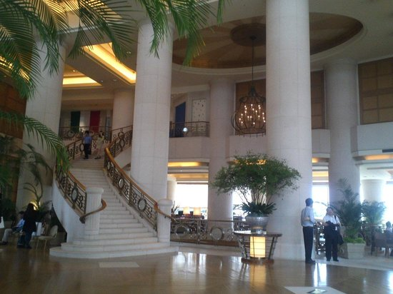 Hilton Tokyo Odaiba: ロビー