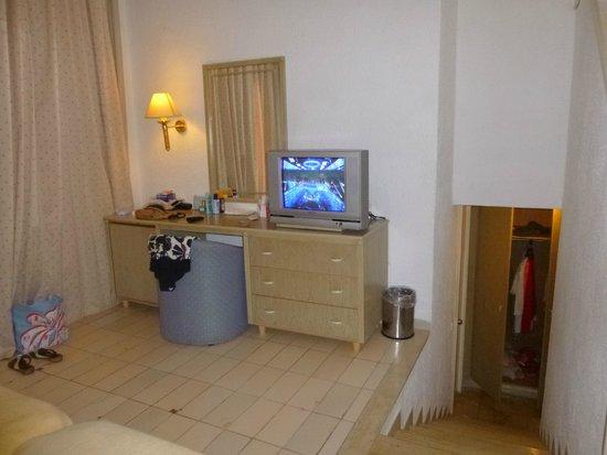 El Mouradi Djerba Menzel: chambre