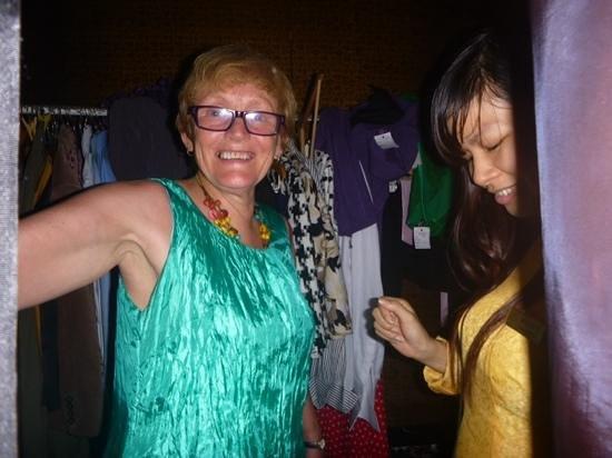 Aobaba Tailor: oh Carol
