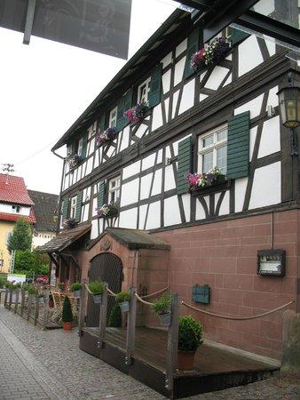 Hotel Ritter Durbach: Aussenansichten