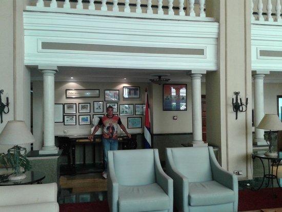 Iberostar Parque Central: lobby parque central