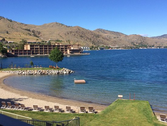 Campbell's Resort on Lake Chelan: Love the Lake!