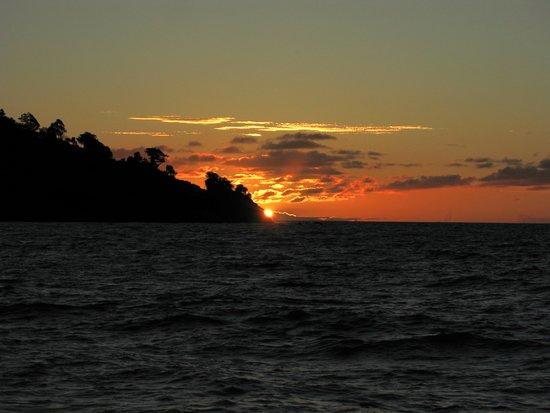 Andilana Beach Resort : tramonto malgascio