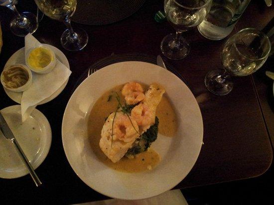 The Old Quarter Restaurant: Codfish