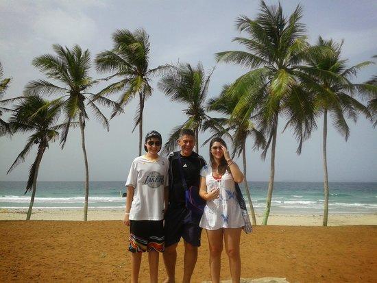 Hesperia Playa El Agua: buena arena y brisa fresca