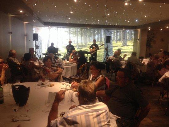 Campo Dell'Oro : Salle de restaurant