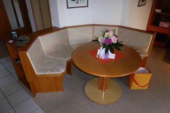Hotel Bayerischer Wald: Essecke