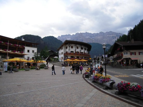 Hotel Des Alpes: The hotel
