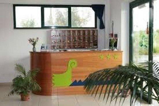 Polena Residence Hotel: reception