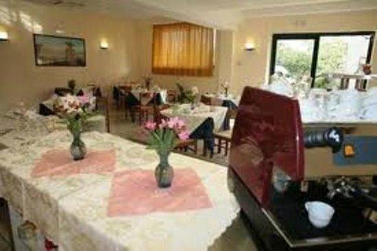 Polena Residence Hotel: sala colazioni