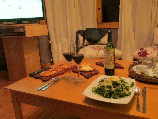 Lirolay Suites: tan bonito que no quieres salir a cenar