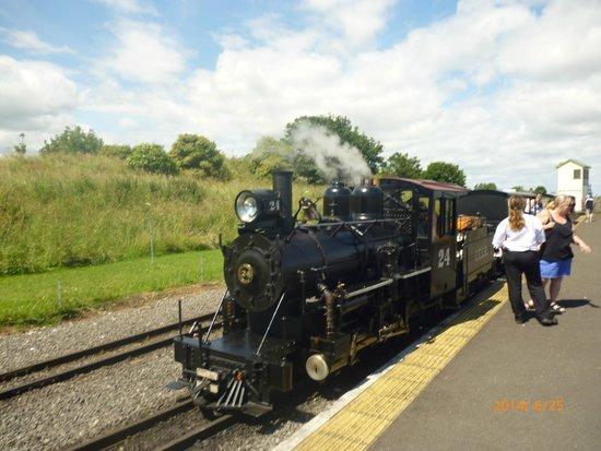 Cleethorpes Coast Light Railway: humberston