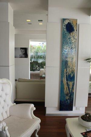 Adriatic Palace Hotel: Lobby