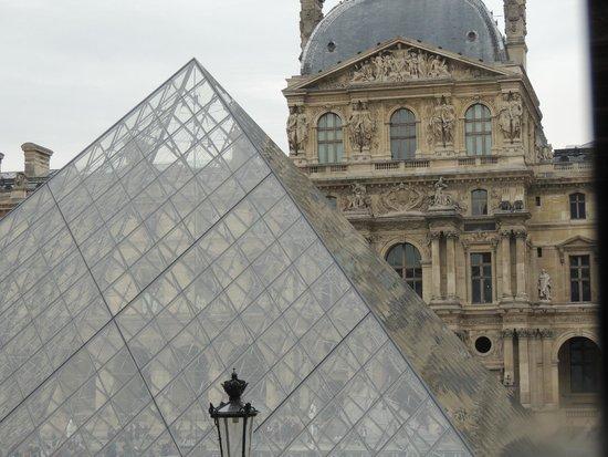 View from inside photo de mus e du louvre paris tripadvisor - Musee du louvre billet coupe file ...