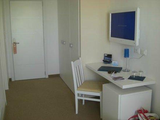 Adriatic Palace Hotel: Eingangsbereich und Schreibtisch