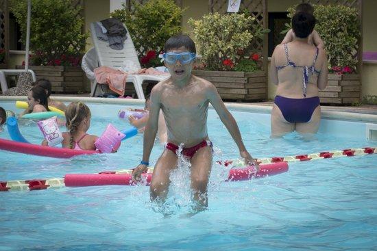 Club Family Hotel Executive: Swimming pool heated