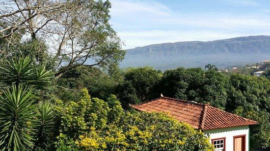 Pousada Villa Bizuca: Vista linda