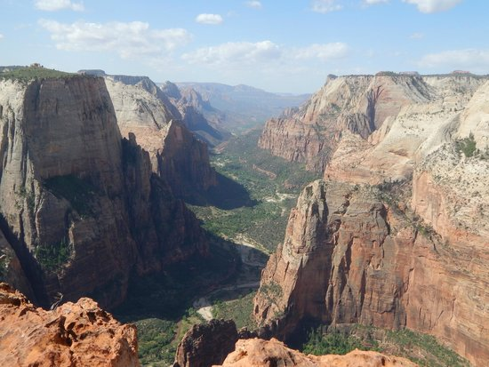 Observation Point: La vue finale