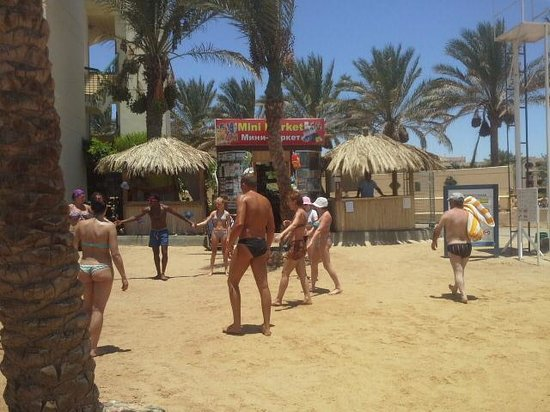 "Hilton Hurghada Resort : ""_"""