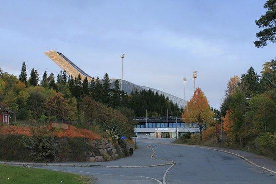 Museo de Esquí Holmenkollen y Torre del trampolín: Jump Tower 5
