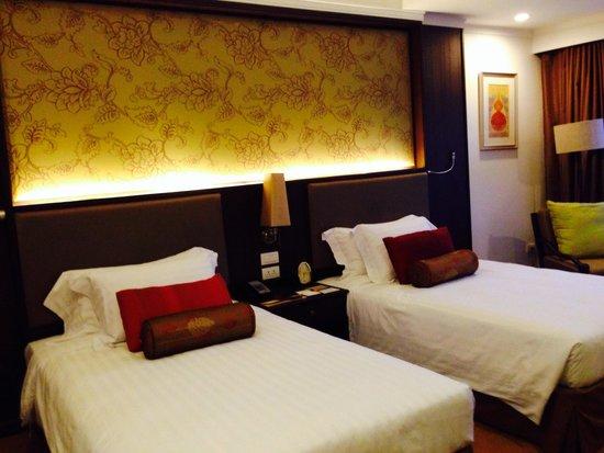 Dusit Thani Pattaya: ภายในห้องพัก