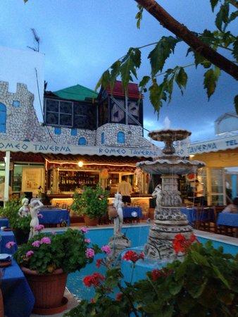 Romeo Garden Taverna: Romeos Taverna