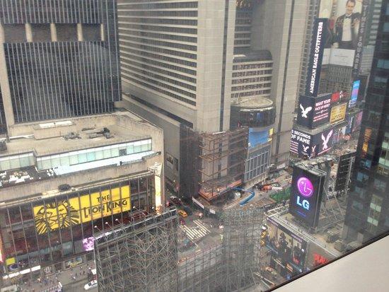 Millennium Broadway Hotel New York: desde la planta 29