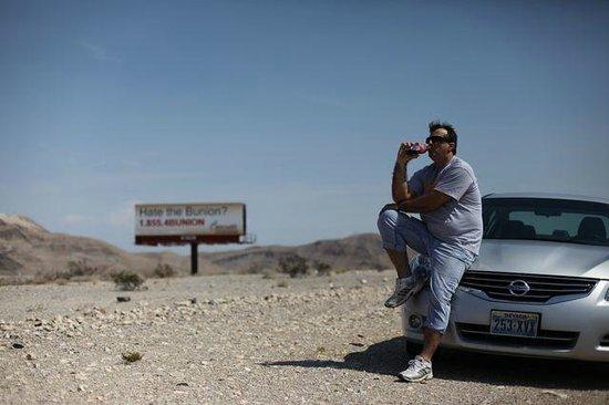 Mojave Desert : Visual