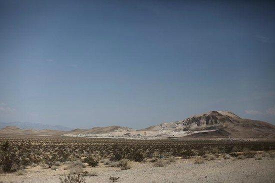 Mojave Desert : Muito calor