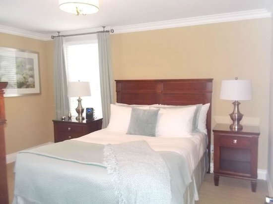 124 on Queen Hotel and Spa: comfy bed