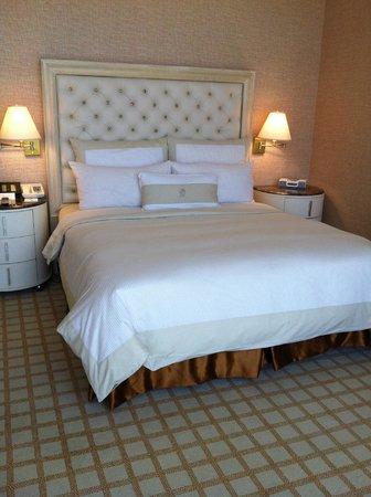 Wynn Las Vegas : the best bed ever