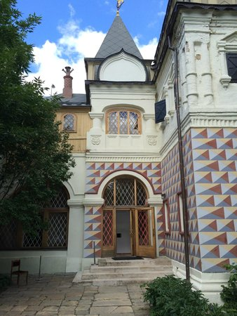 Chambers of The Romanov Boyars: Палаты Романовых