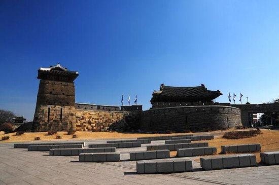 Suwon City Tour - Gold Tour: 水原華城