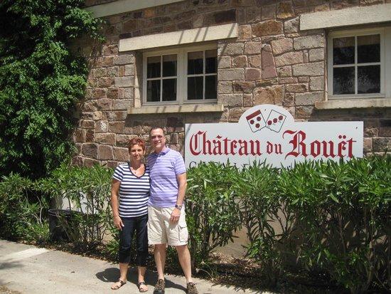 Azur Wine Tours : Chateau de Rouet