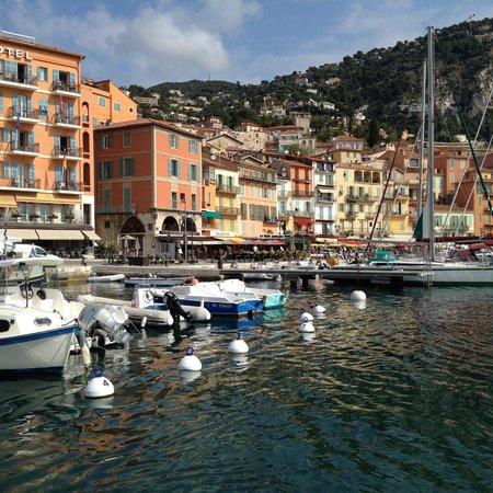 Azur Wine Tours : Port of Villefranche