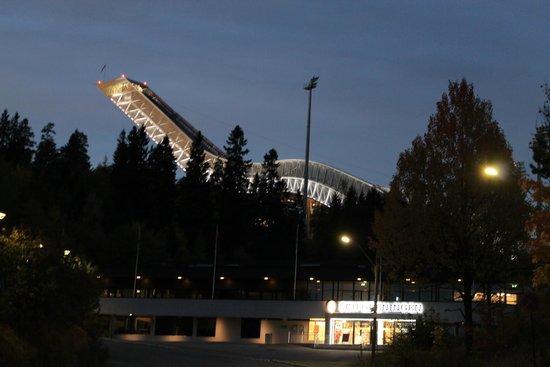 Museo de Esquí Holmenkollen y Torre del trampolín: Jump Tower 3