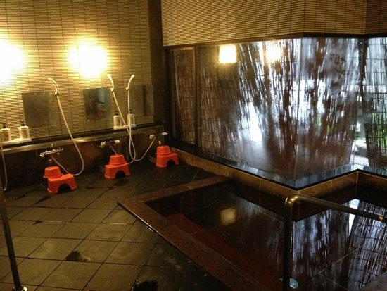 Hotel Kuramoto: 大浴場