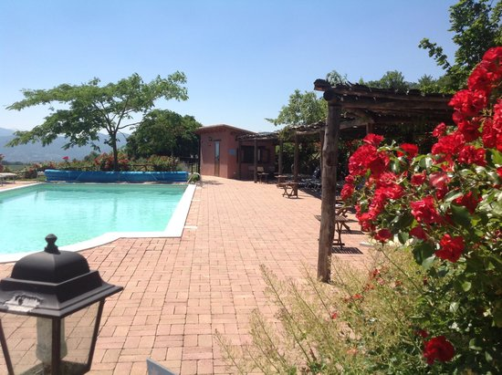 Agriturismo Santa Caterina : piscina