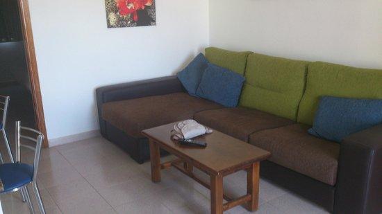 Apartamentos Villa Canaima: Living room