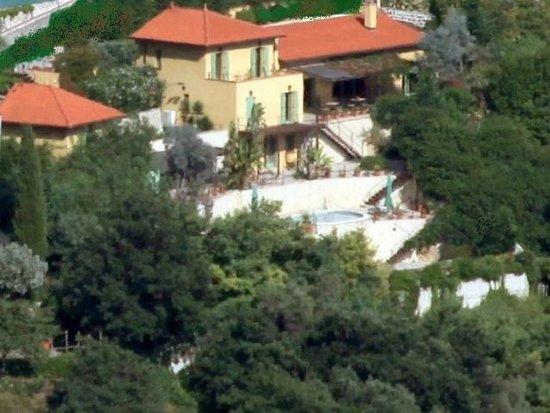 Villa les mimosas menton france b b reviews photos - Hotels in menton with swimming pool ...
