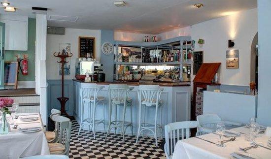 Italia: Bar area