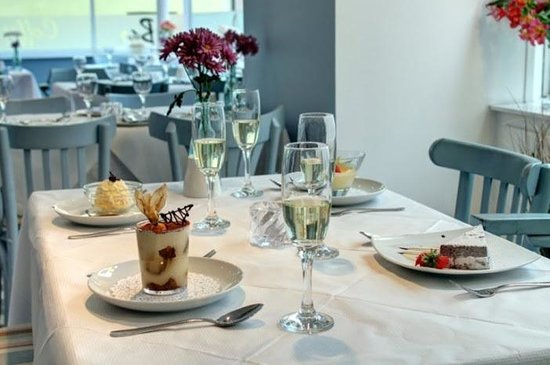 Italia: Table service