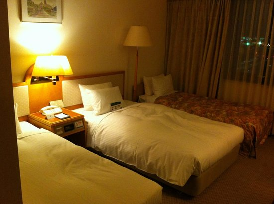 Four Points by Sheraton Hakodate: room