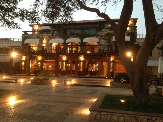 Hotel Morabeza : Hotel Morabezza