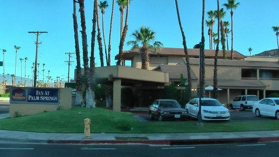 Best Western Inn at Palm Springs: lobby
