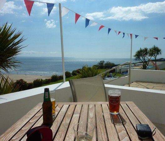 Saunton Sands Hotel: View from the hotel terrace