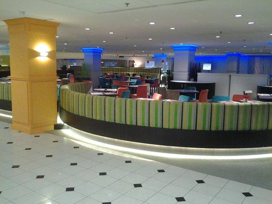 Thon Hotel Brussels City Centre: salão de refeições do hotel