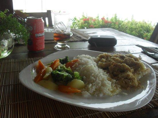 Pousada Jeriba: Almoço pousada Jeribá - especial