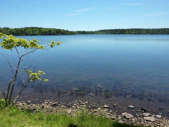 Lake Midway Provincial Park